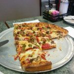 House Special Pizza at Gina Marie's 71 Main St., Hebron, CT 06248